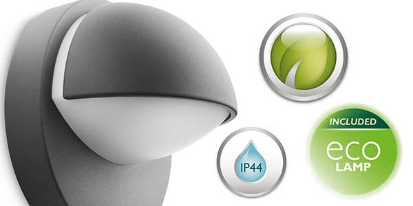 lampara exterior de bajo consumo Philips My garden june