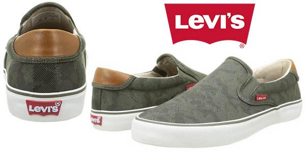 levi's justin zapatillas verano hombre baratas