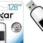 Lexar JumpDrive S75 128GB barato
