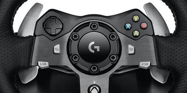 Kit volante + pedales Logitech Driving Force G920