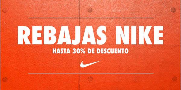 Rebajas 2016 en Nike