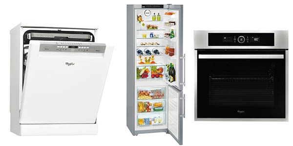 ofertas neveras lavadoras lavavajillas microondas