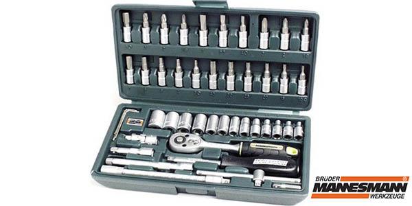 Pack de herramientas Mannesmann M2040