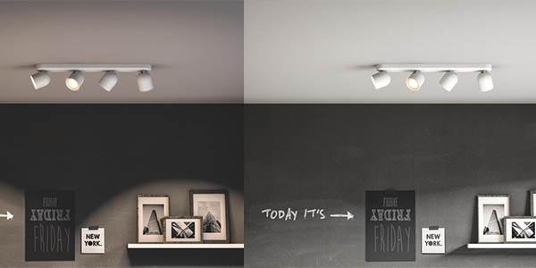 philips zesta proyector LED orientable de clase A