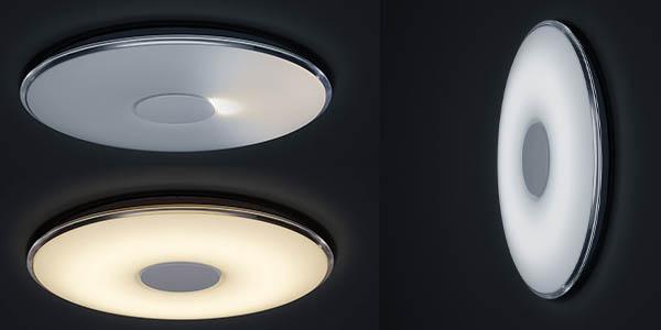 plafon para interior 600 lumens regulable intensidad color potencia con mando a distancia
