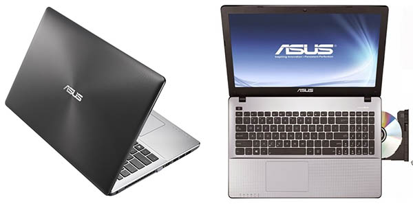 Diseño Asus R510JF-DM025