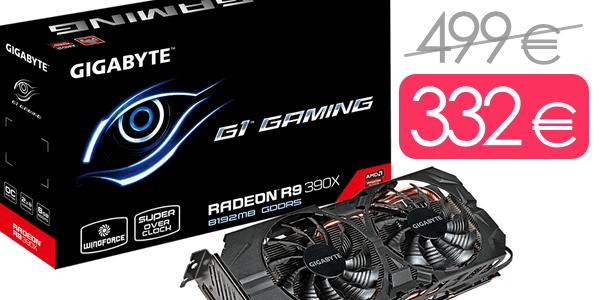 Gigabyte GV-R939XG1 GAMING-8GD barata