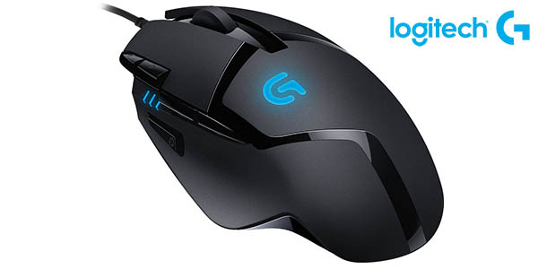 Ratón Gaming Logitech G402 Hyperion Fury