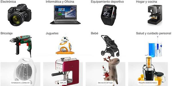 rebajas productos para hogar amazon españa verano 2016