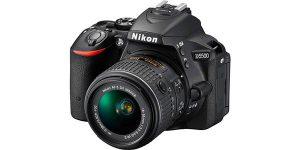 Cámara réflex Nikon D5500 + AF-S 18-55mm VR II
