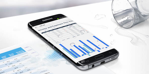 Smartphone libre Samsung Galaxy S7 Edge