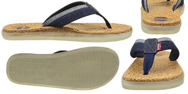 sandalias para verano Levi's Amador comodas casual para hombre