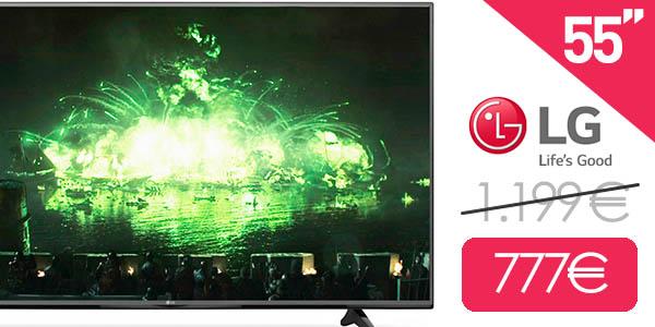Smart TV LG 55UF6807 55''
