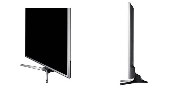 Diseño Smart TV Samsung UE55JU6800