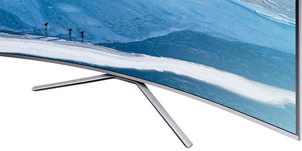 TV curva Samsung UE55KU6500