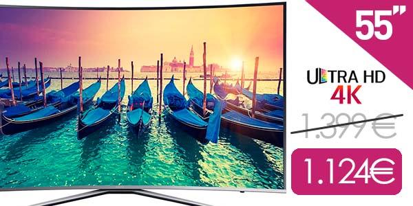 Smart TV Samsung UE55KU6500 UHD 4K