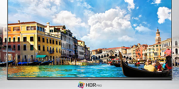 Smart TV UH650V HDR