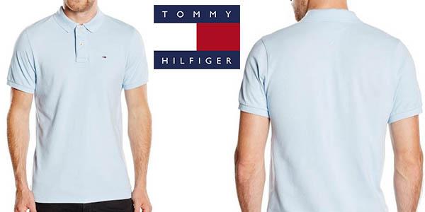 tommy hilfiger basic flag polo hombre barato rebajas amazon verano 2016