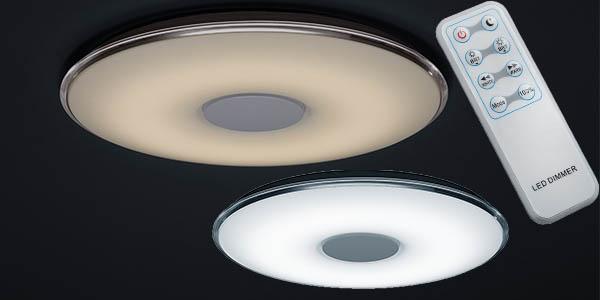 trio lifestyle tokyo plafon LED grande luminoso barato