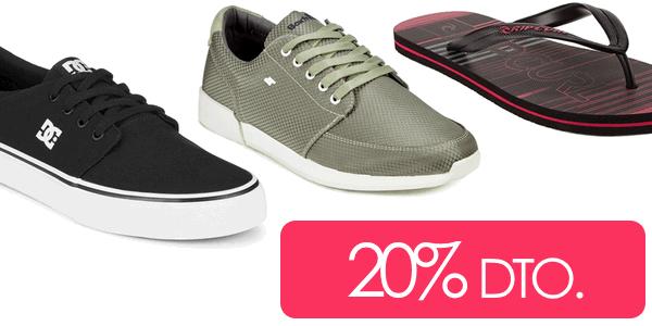 ofertas en zapatillas y sandalias