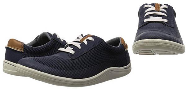 zapatos casual Clarks Mapped Edge cómodos