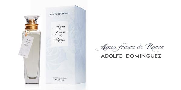 Agua Fresca De Rosas Adolfo Dominguez oferta