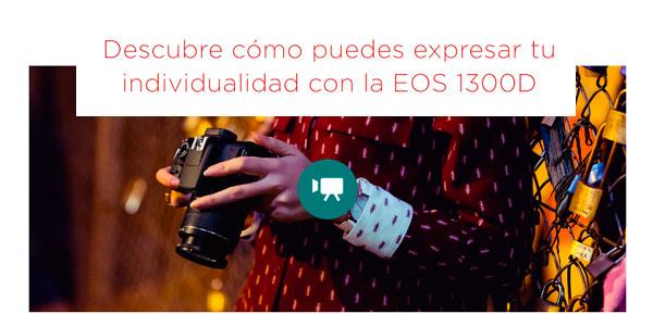 Canon 1300D Oferta