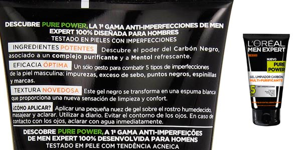 Gel-exfoliante-carbon-negro-loreal-men-expert-oferta