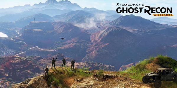 Ghost Recon Wildlands CDkeys