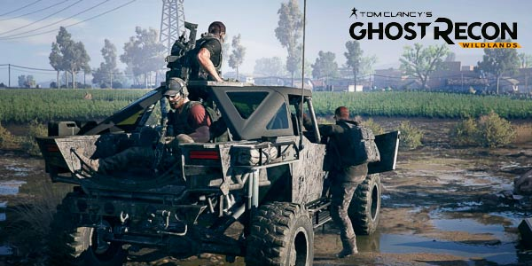 Ghost Recon Wildlands oferta