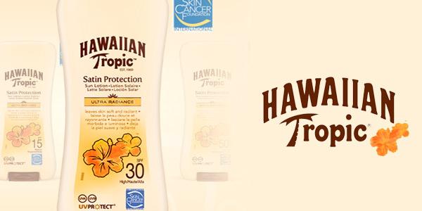 Hawaiian Tropic Satin protection oferta