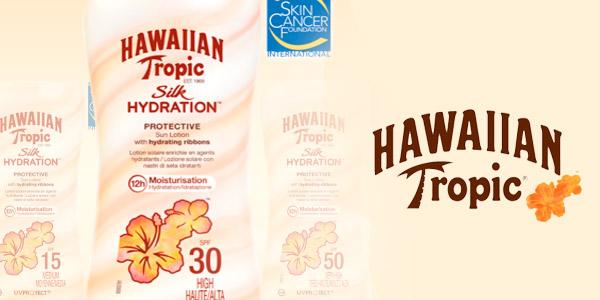 Hawaiian Tropic silk hydration oferta