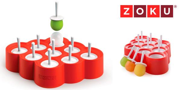 Molde para helados Zoku ZK115