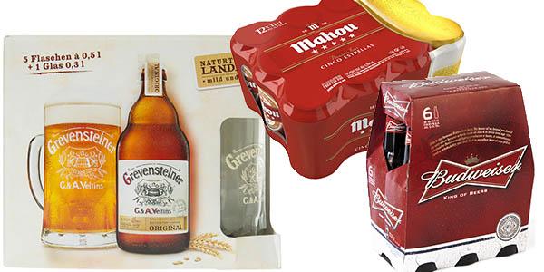 cervezas importacion rebajadas ECI