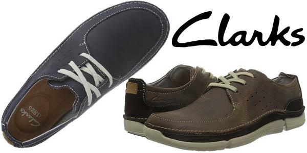clarks trikeyon fly zapatos casual para hombre baratos