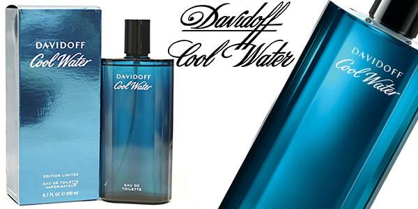 davidoff cool water colonia 200 ml barata