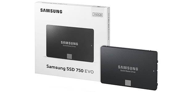 Samsung SSD 750 EVO 250GB barato