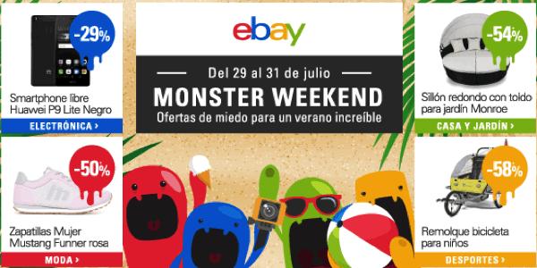 Ofertas en electrónica y hogar eBay