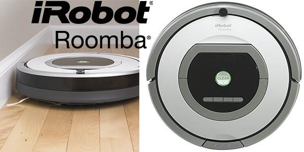 irobot roomba 776p aspirador inteligente a precio brutal
