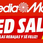 Media Markt Rebajas Verano 2016 Red Sale