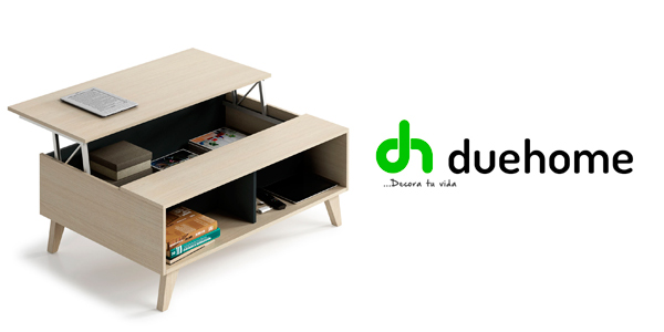 mesa elevable duehome