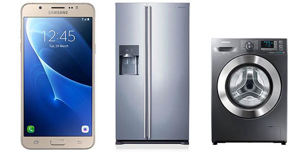 neveras lavadoras smartphones samsung descuento worten paypal