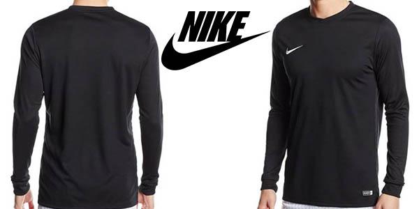 nike ls park vi jsy camiseta de entrenamiento para hombre barata