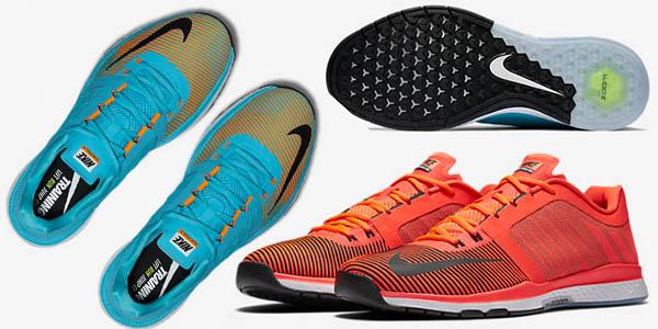 nike zoom speed trainer zapatillas running gama media baratas