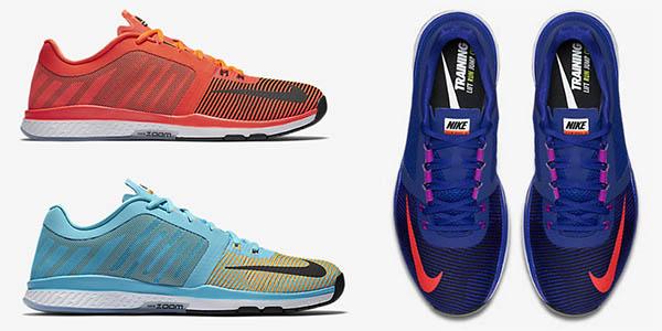 nike zoom speed trainer zapatillas running transpirables ligeras varios colores tallas 40 a 48,5