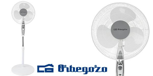 orbegozo sf 0147 ventilador de pie barato