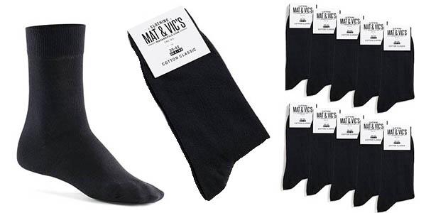 pack 10 calcetines gran calidad con precio brutal