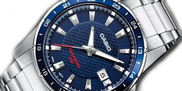 Reloj Casio MTP-1290D-2AVEF barato