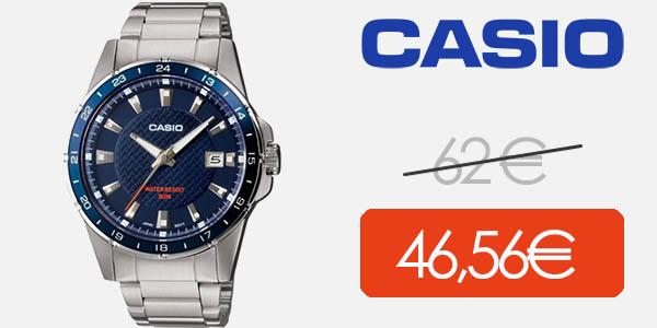 Reloj Casio MTP-1290D-2AVEF