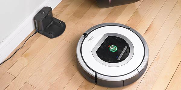 robot roomba 776p base carga y autonomia